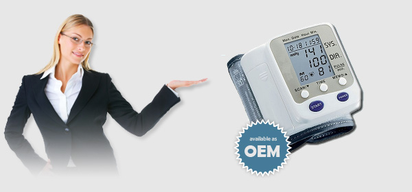 SystoleThor Wireless Blood Pressure Monitor